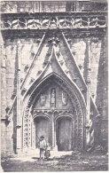 29. Environs De HUELGOAT. Le Grand Portail De La Chapelle Saint-Herbot - Huelgoat