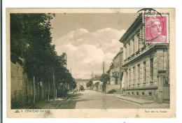 CHATEAU SALINS - Rue De La Poste - Chateau Salins