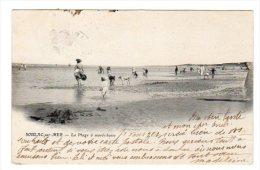 Dept 33,Gironde,Cpa Soulac Sur Mer,La Plage à Marée Basse - Soulac-sur-Mer