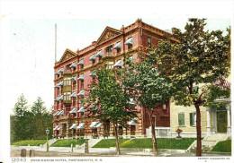 Portsmouth. Rockingham Hotel. - Etats-Unis