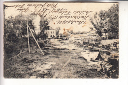 UKRAINE - KOWEL, An Der Turia, 1.Weltkrieg, Deutsche Feldpost, 1917 - Ukraine