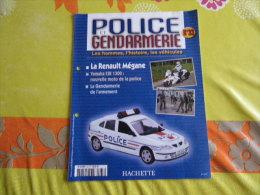 FASCICULE UNIQUEMENT RENAULT MEGANE POLICE...REGARDEZ MES VENTES...J'EN AI D'AUTRES... - Autres Collections