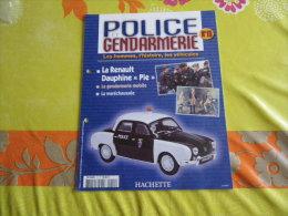 FASCICULE UNIQUEMENT DAUPHINE POLICE...REGARDEZ MES VENTES...J'EN AI D'AUTRES... - Autres Collections