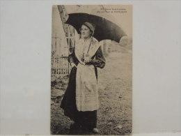Montluçon : TOP !!!!   Jeune Boubonnaise Des Années 1900 - Montlucon