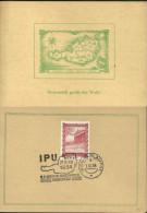 IPU - Kongress Wien 1954 - 1945-.... 2. Republik