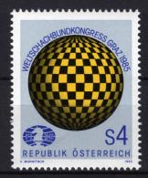 ÖSTERREICH 1985 ** Schach Kongreß In Graz - MNH - Schach