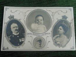 Onze Koninklijke Familie - Royal Families