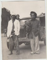 Photos Guerre Militaire Indochine 1950 - Guerra, Militari