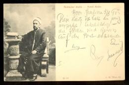 Turkischer Hodza / C.W. Wien IX / Year 1902 / Old Postcard Circulated - Türkei