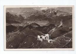 CPA 38  CPSM Notre Dame De La Salette Yvert N° 280 Seul Pour Serrières De Briord Ain - France