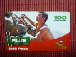 Prepaidcard Libanon Used