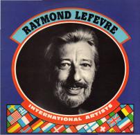 * LP *  RAYMOND LEFEVRE - INTERNATIONAL ARTISTS (Belgium EX!!!) - Instrumentaal