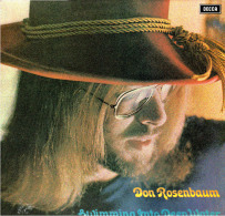 * LP *  DON ROSENBAUM - SWIMMING INTO DEEP WATER (Holland 1972) - Disco, Pop
