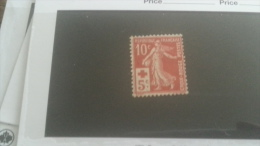 LOT 246307 TIMBRE DE FRANCE NEUF* N�147 VALEUR 40 EUROS