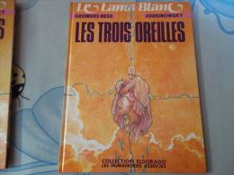 LE LAMA BLANC....LES TROIS OREILLES - Lama Blanc, Le