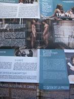 Dépliant / Affiche : The Tribe, Slaboshpytskiy (14x20 Cm - 40x56 Cm) - Cinemania