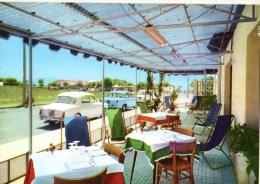 C P S M-C P M---ITALIE--FOLLONICA (grosseto)--HOTEL AUSONIA-- Restaurant---voir 2 Scans - Grosseto