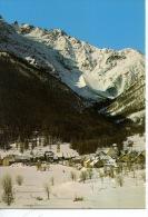 Vallée De La Guisane : Le Village Du Casset (n)1/418 éd Francou) L'hiver Sous La Neige - France