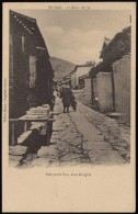 CINA (China): Yunnan - Une Petite Rue Dans Mongtzè - China