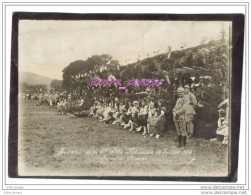 Ferrette Alsace Fete Nationale Juillet 1919 - Places