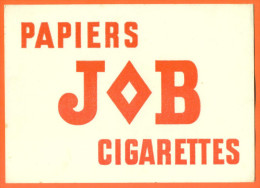 Buvard Papiers à Cigarettes Job - Tobacco