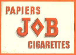 Buvard Papiers à Cigarettes Job N° 2 - Tobacco
