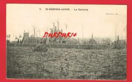 Loir Et Cher - ST GEORGES SUR CHER - Le Calvaire ... - Autres Communes