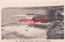 Morbihan Belle Ile En Mer Rochers De La Baie De Donant éditeur Cap - Belle Ile En Mer