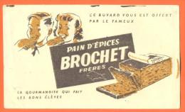 Buvard  Pain D'epices Brochet - Peperkoeken