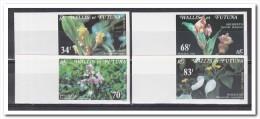 Wallis Et Futuna 1982, Postfris MNH, Flowers, Orchids, Imperf. - Wallis En Futuna