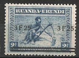 RUANDA URUNDI 117 MNH ** NSCH
