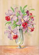 CP - Barré Et Dayez - Barday - Fleurs - Vase - 1472C - 1900-1949