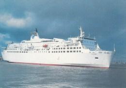 "Paquebot Car-Ferry "" Corse "" - Dampfer"