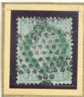 N°53 ETOILE PLEINE. - 1871-1875 Cérès