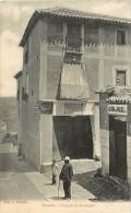 Ref E415 - Espagne - Toledo - Posada De La Sangre Por Mariano Gonzales - Casa De Vacas -  Carte Bon Etat - - Toledo