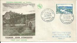 Les Andelys 05 06 1954 - FDC