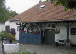 BAAL Bij Tremelo (Vlaams-Brabant) - Molen/moulin - Mooie Prentkaart Van De Botermolen Bij Hoeve De Bonte Os - Tremelo