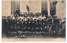 Montélimar - Drôme - La Jeune Garde Montilienne - Section De Gymnastique Du Patronage Saint Louis - Montelimar