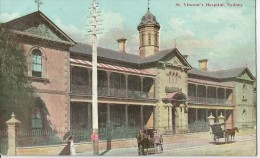 SYDNEY - St Vincent's Hospital - Sydney