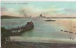 FROM WATSON'S BAY, SYDNEY HARBOUR - Sydney