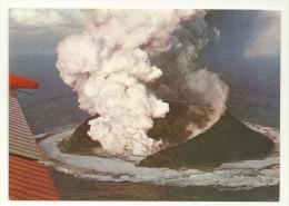 Islande. Surtsey. Eruption Sous Marine - Islande