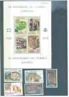 ANDORRA ESPAÑOLA 112/121  (9V) (1978) EDIFIL - Nuevos