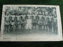 FREETOWN - BONNE ANNEE Très Particulière....1902 - Sierra Leone