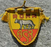 GAGLIARDETTI   VINTAGE  LAZIO S.S.  ROMA A.S. - Abbigliamento, Souvenirs & Varie