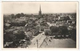 85 - LUÇON - Vue Panoramique - Nozais 12 - 1951 - Lucon