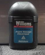 MINIATURE PARFUM WILLIAMS Avant Rasage électrique Homme - Modern Miniatures (from 1961)