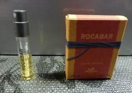 MINIATURE PARFUM  - HERMES Eau De Toilette Rocabar 2ml - Modern Miniatures (from 1961)