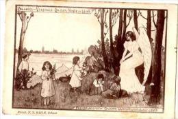 S67/COL - CPA Colonies de Vacances de COLMAR - Vente de 1899