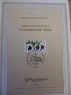 Bundesrepublik Deutschland, Brief / FDC -  Ersttagsbrief 1992