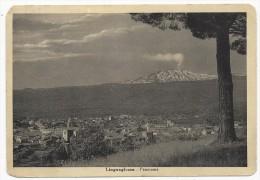 Linguaglossa - Panorama - Catania - H2497 - Catania